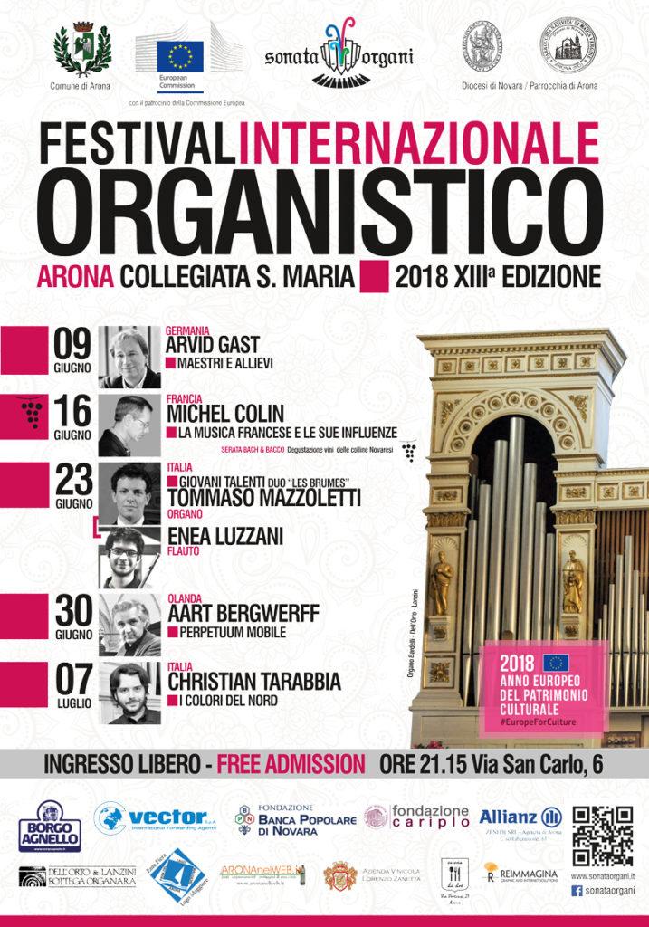 Sonataorgani 2018